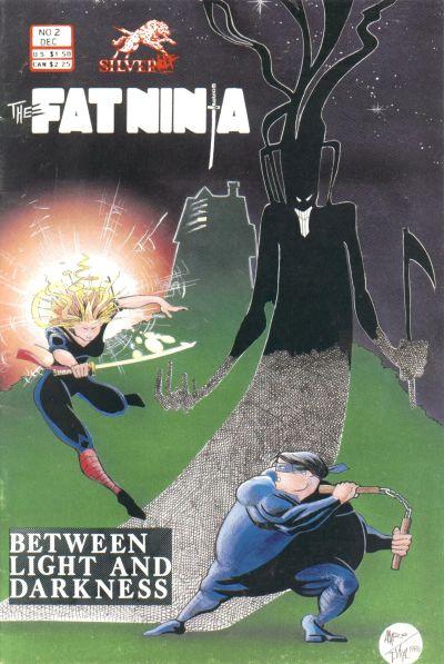 Fat Ninja Vol 1 2