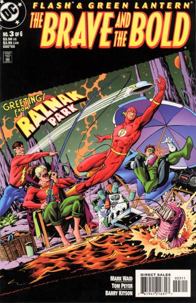 Flash & Green Lantern: The Brave and the Bold Vol 1 3