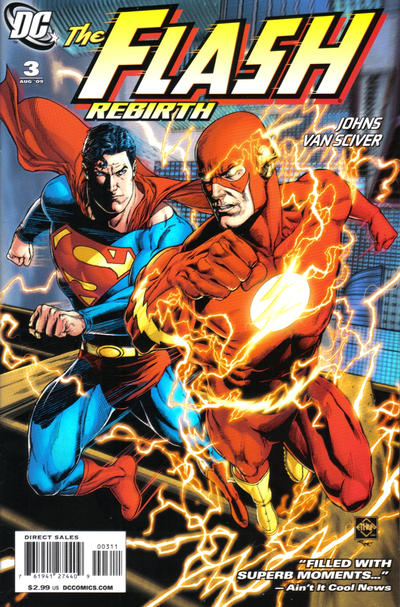 Flash: Rebirth Vol 1 3