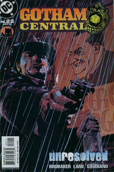Gotham Central Vol 1 22
