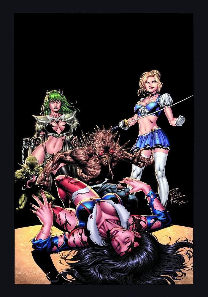 Grimm Fairy Tales Giant-Size Vol 1 5