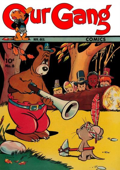 Our Gang Comics Vol 1 8