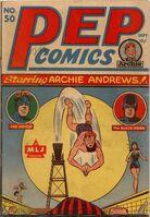 Pep Comics Vol 1 50