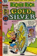 Richie Rich Gold & Silver Vol 1 25