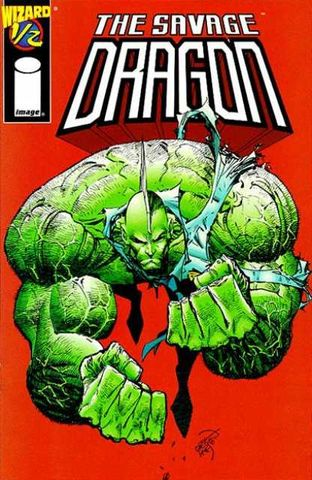 Savage Dragon Vol 1 1/2