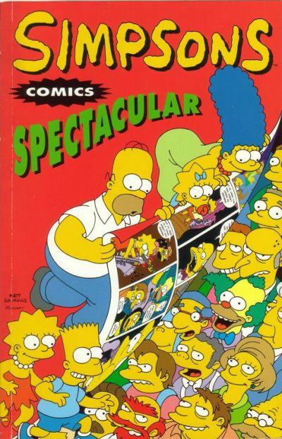 Simpsons Comics Spectacular
