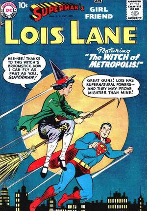 Superman's Girlfriend, Lois Lane Vol 1 1.jpg