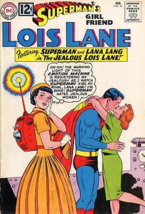 Superman's Girlfriend, Lois Lane Vol 1 31.jpg