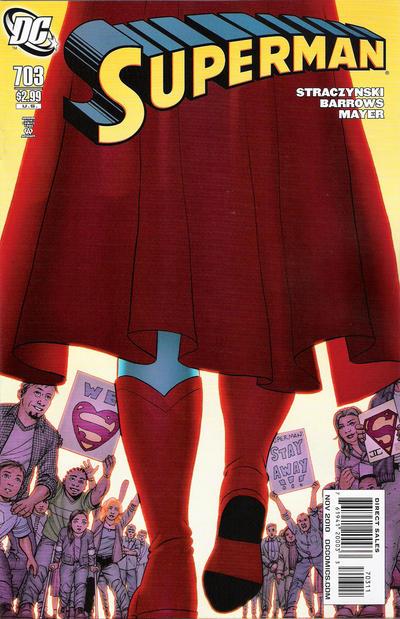 Superman Vol 1 703