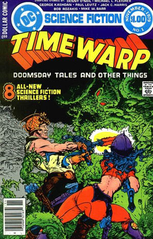 Time Warp (comics)/Image gallery