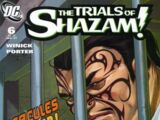 Trials of Shazam/Covers