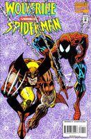 Wolverine vs. Spider-Man Vol 1 1