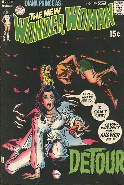 Wonder Woman Vol 1 190