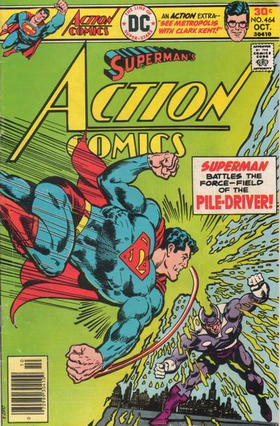 Action Comics Vol 1 464