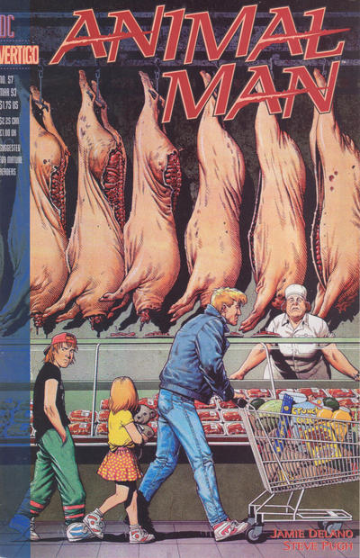 Animal Man Vol 1 57