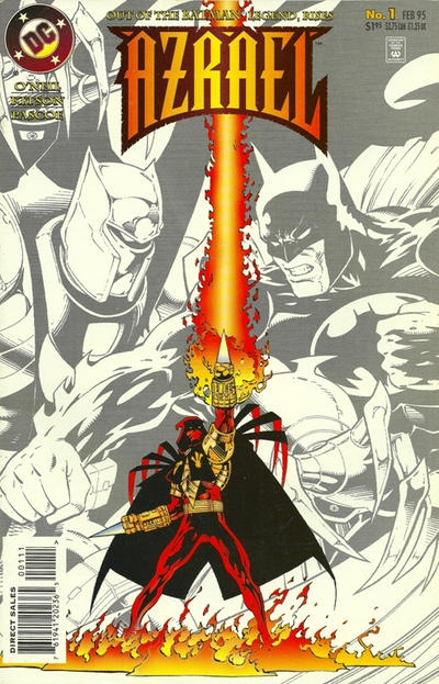 Azrael/Covers