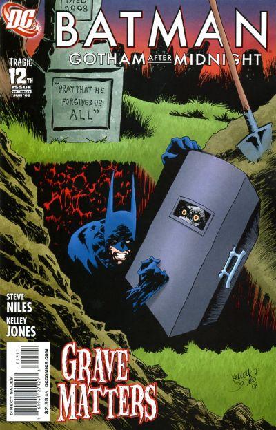 Batman: Gotham After Midnight Vol 1 12