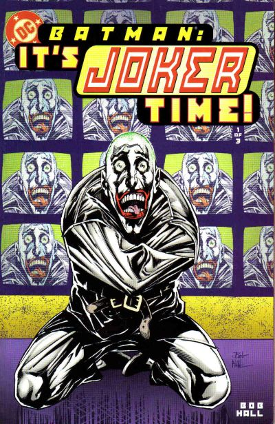 Batman: It's Joker Time Vol 1 1