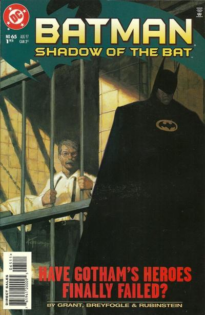 Batman: Shadow of the Bat Vol 1 65