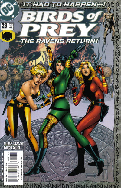 Birds of Prey Vol 1 29
