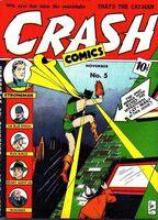 Crash Comics Adventures Vol 1 5