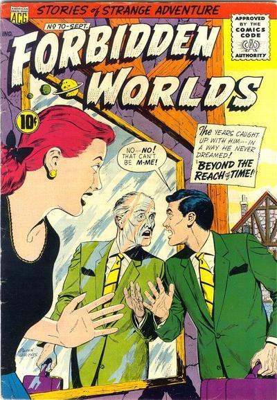 Forbidden Worlds Vol 1 70
