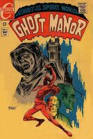 Ghost Manor Vol 1 6