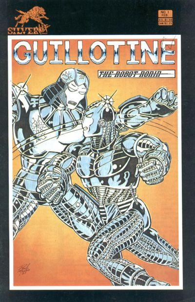 Guillotine Vol 1 1