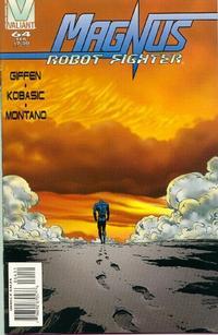 Magnus Robot Fighter Vol 2 64