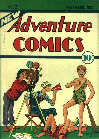 New Adventure Comics Vol 1 21