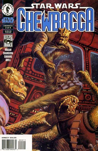 Star Wars: Chewbacca Vol 1 2