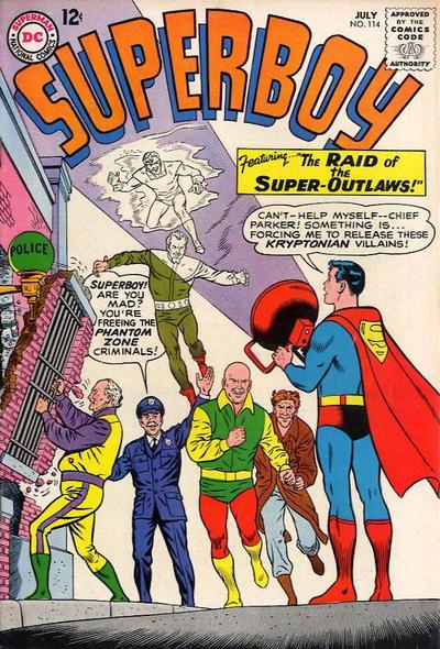 Superboy Vol 1 114