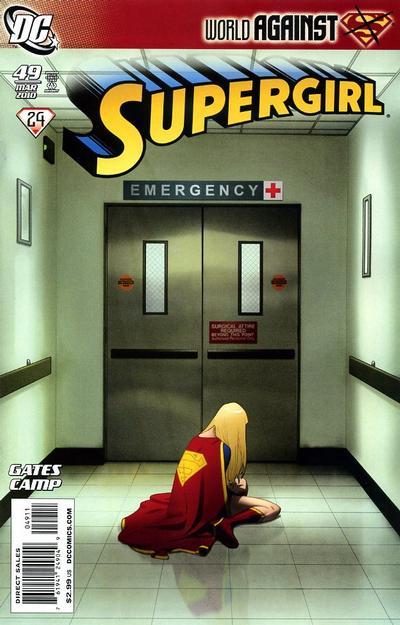 Supergirl Vol 5 49