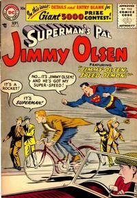 Superman's Pal, Jimmy Olsen Vol 1 15.jpg