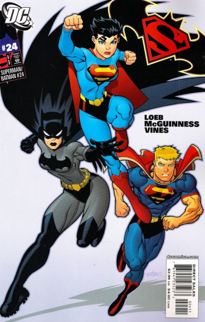 Superman/Batman Vol 1 24