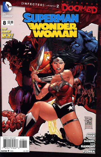 Superman/Wonder Woman Vol 1 8