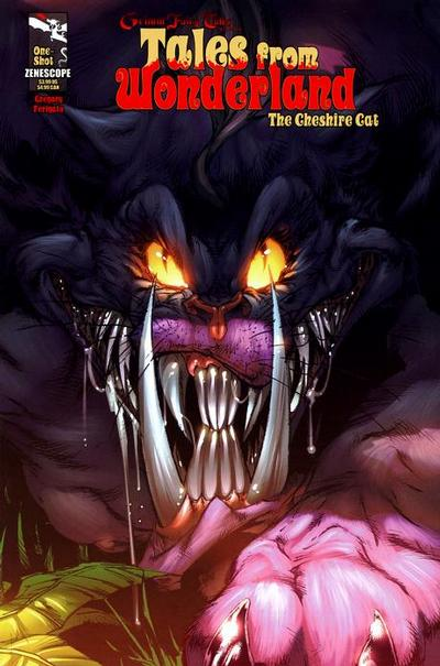 Tales from Wonderland: Cheshire Cat Vol 1