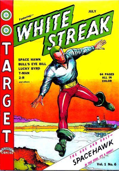 Target Comics Vol 1 6