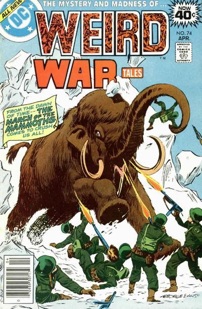 Weird War Tales Vol 1 74