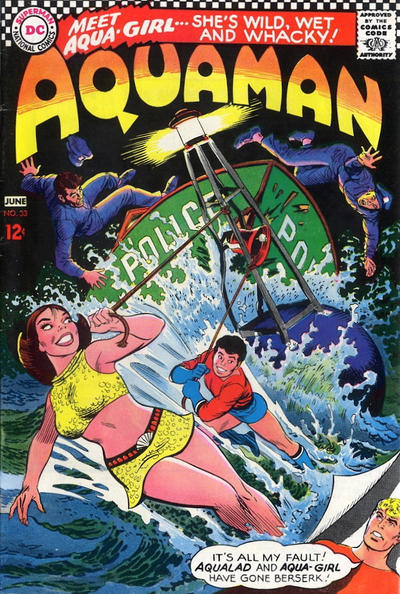 Aquaman Vol 1 33