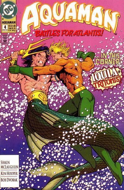 Aquaman Vol 4 4