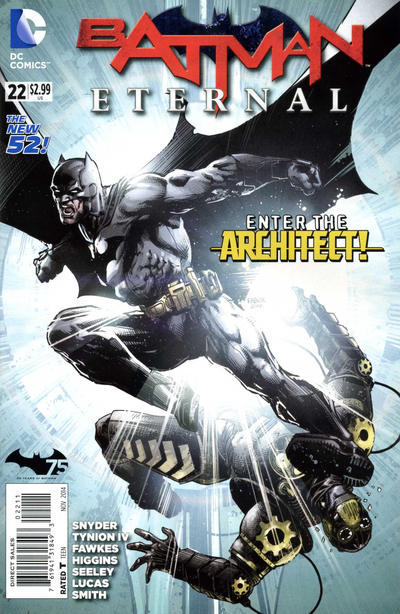 Batman Eternal Vol 1 22