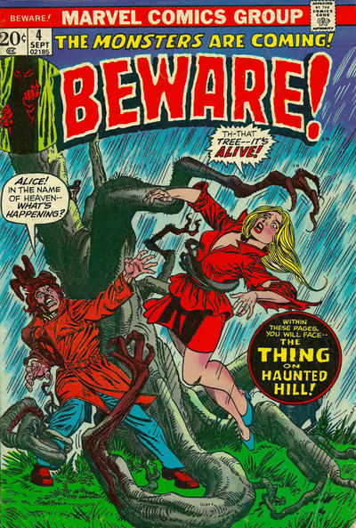 Beware Vol 3 4
