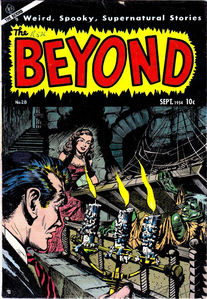 The Beyond Vol 1 28