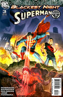 Blackest Night Superman Vol 1 3