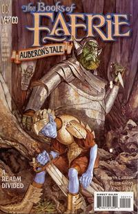 Books of Faerie Auberon's Tale Vol 1 2