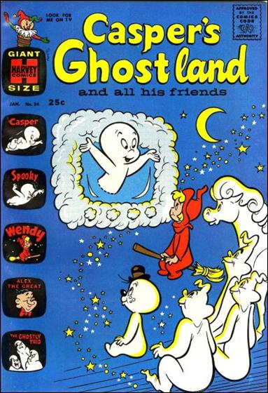 Casper's Ghostland Vol 1 24