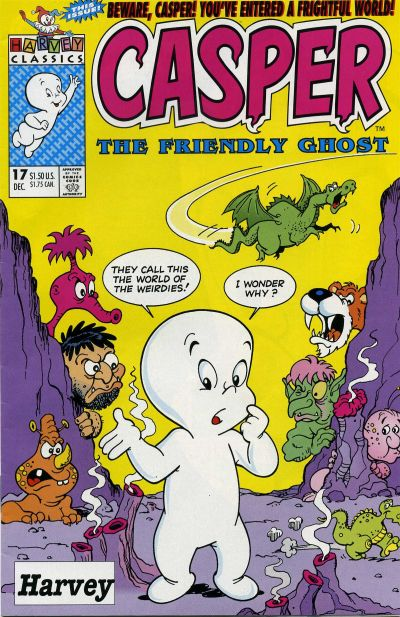 Casper The Friendly Ghost Vol 2 17