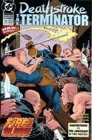 Deathstroke the Terminator Vol 1 22