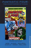 Fantastic Four The Overthrow of Doom Vol 1 1-B